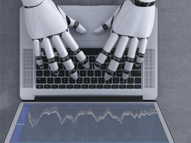 Solide Performance: Geld-Anlageroboter schlagen sich gut