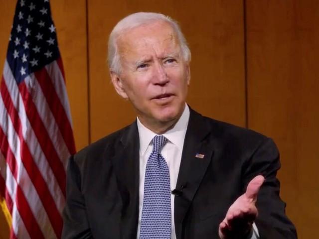 US-Wahlkampf: Joe Biden nimmt Nominierung als Präsidentschaftskandidat an