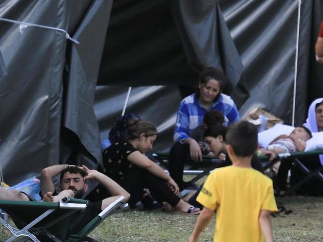 Flüchtlinge an Belarus: Erneut Cobra-Beamte an EU-Außengrenze