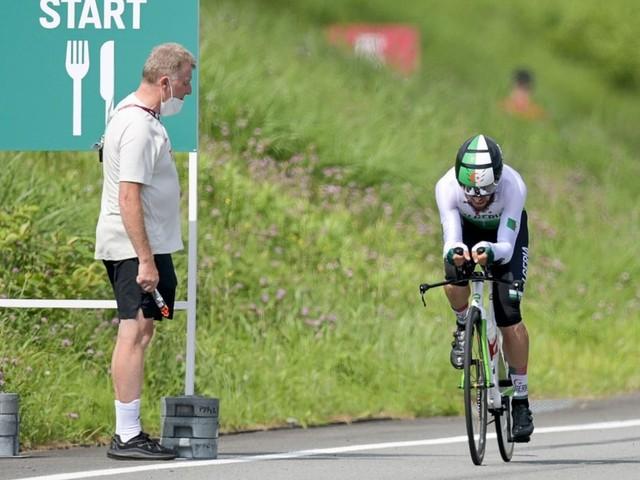 Rad-Sportdirektor Patrick Moster muss Olympische Spiele verlassen