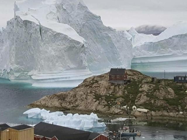 Das ist der lachende Dritte im Grönland-Streit