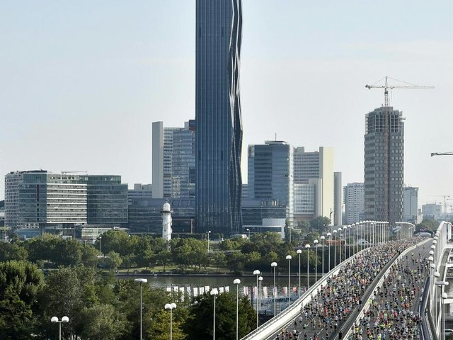 Das Ziel erreicht: Keine Corona-Infektionen beim Wien-Marathon