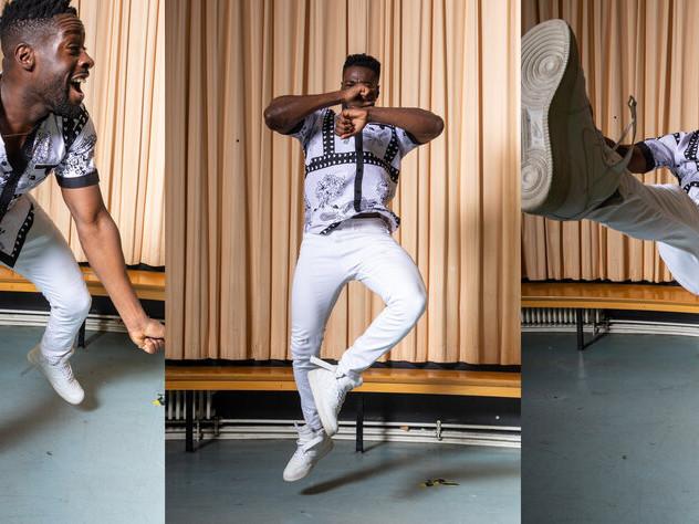 """Choreograph über afrikanische Tänze: """"Jeder Schritt hat eine Geschichte"""""""