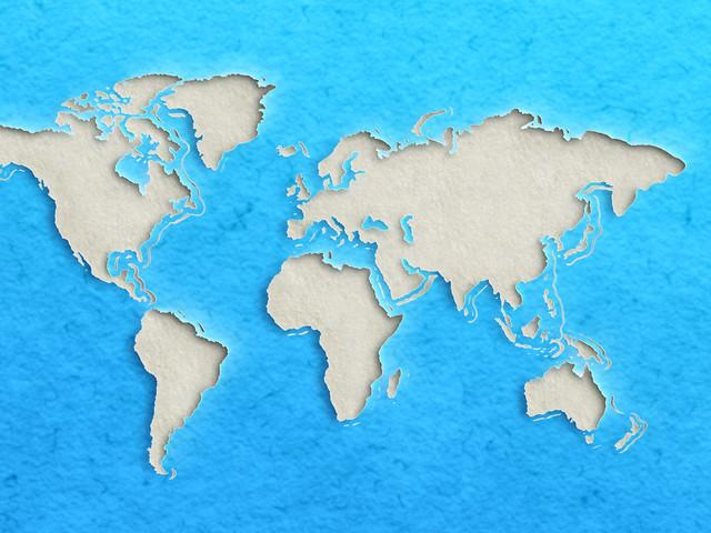 12 schwierige Erdkunde-Fragen: Welche Länder grenzen aneinander?