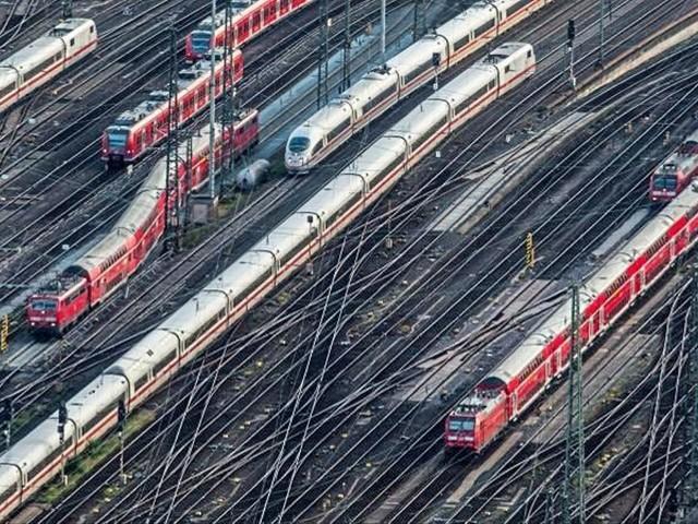 Neue Konzernstrategie: Mehr Bahn für Deutschland