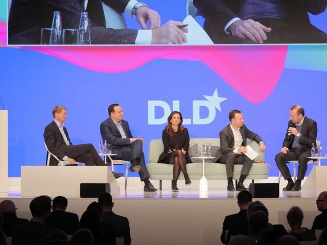 DLD 2019: Europa auf dem Abstellgleis