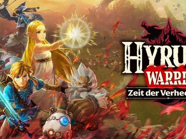 """Hyrule Warriors: Zeit der Verheerung - Erweiterungspass: Erste DLC-Welle """"Antike Lebenszeichen"""" steht an"""