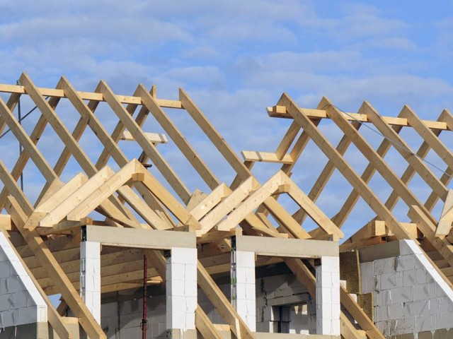 Bauholzpreise gehen durch die Decke