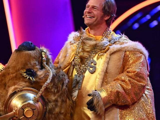 """Henning Baum: So schwer tat sich der Schauspieler bei """"The Masked Singer"""""""