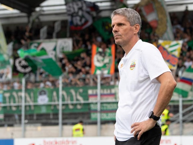 EL-Play-off live: So steht es bei Rapid Wien gegen Sorja Luhansk