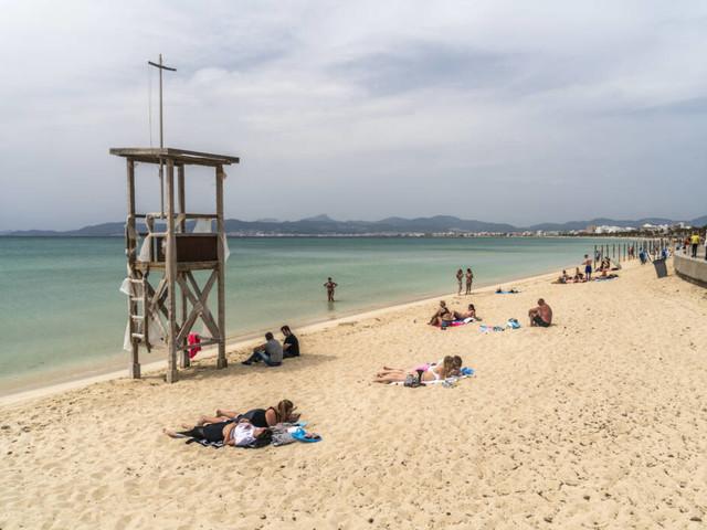 Nur 50 Meter von der Playa de Palma entfernt: Schwimmer macht Sensationsfund vor Mallorca!