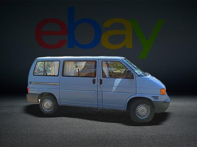 VW T4 Camper: Wohnmobil, Schnäppchen, eBay, kaufen, günstig Simpler T4 Camper als Schnäppchen für technisch Versierte