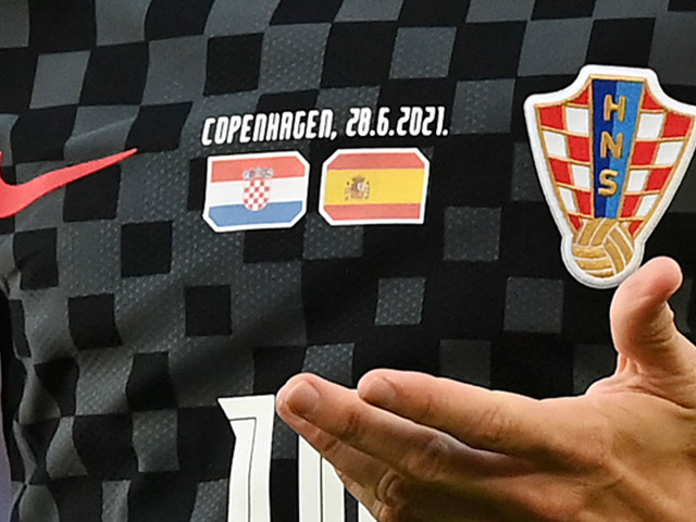 EM 2021: Kroatien: Falsches Wappen sorgt für Eklat
