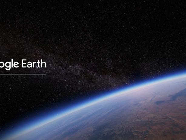 """Google-Projekt: """"Google Earth"""": Neue Funktion zeigt Klimakrise im Zeitraffer"""