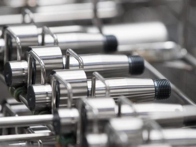 Konjunktur: Industrie erwartet langsamere Produktionssteigerung