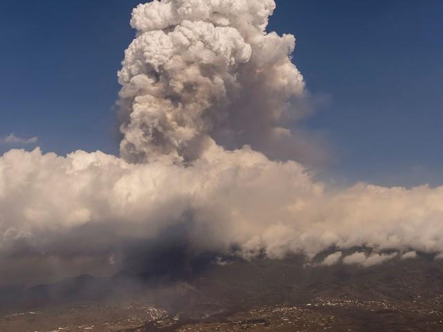 Experte warnt: Nach Vulkanausbruch erreicht die Schwefelwolke Deutschland! DAS müssen Sie jetzt wissen