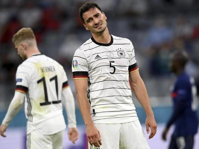 Nationalmannschaft: Hummels-Sohn Ludwig jubelt über Eigentor des Papas