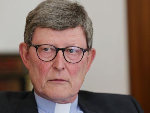 "Papst attestiert Woelki ""große Fehler"""