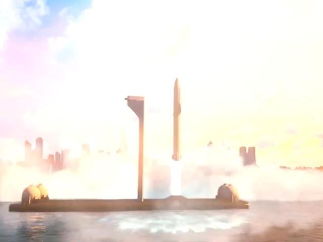 Elon Musk: Stratosphären-Express startet Huckepack auf einer Rakete