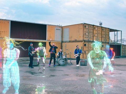 Coldplay senden neue Single von der ISS