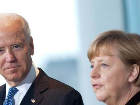 Weißes Haus: US-Präsident empfängt Merkel am 15. Juli