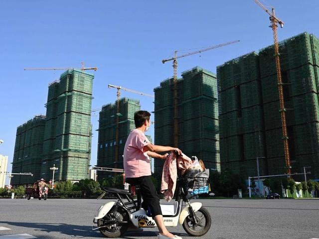 Schulden und Proteste: Chinas Immobiliengigant Evergrande steht vor der Pleite