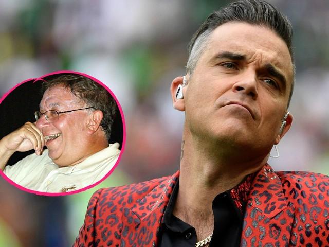 Robbie Williams hat ziemliche Angst um seinen Vater!