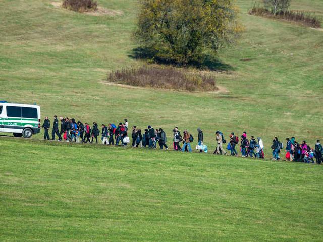 Entscheidung am Bundesverfassungsgericht: AfD scheitert mit Klage gegen Merkels Flüchtlingspolitik