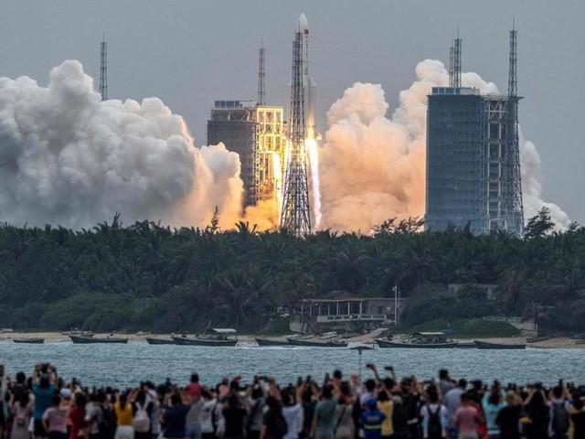Wie China das Universum erforscht und einen Himmelspalast baut
