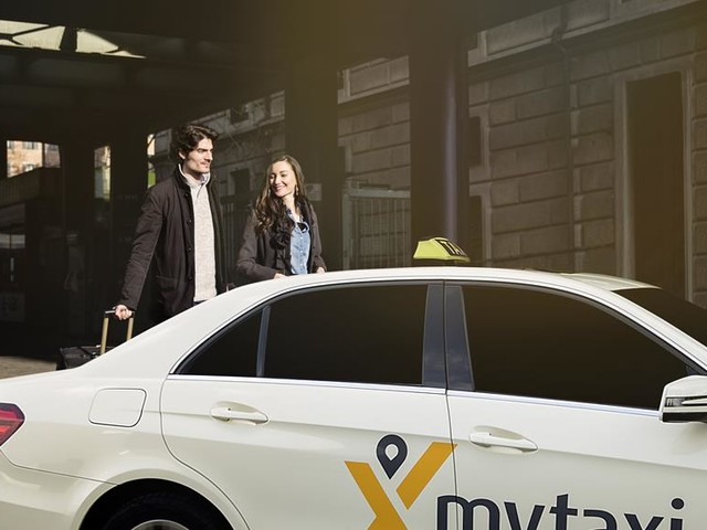Mytaxi launcht Ridepooling-Features