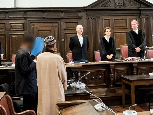 Hamburg: Doppelmord am Jungfernstieg - Verteidigung geht in Revision