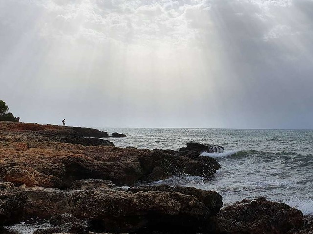 Wasser verfärbt sich braun: Natur-Phänomen trifft Mittelmeer-Insel Mallorca