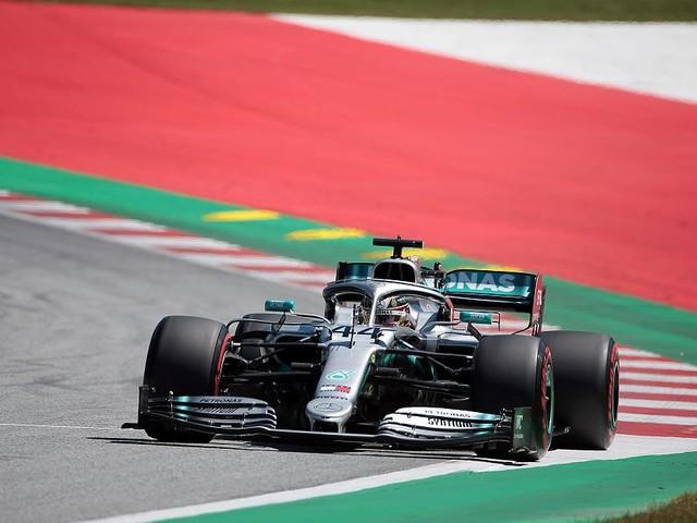 1  Freies Training: Grand Prix von Österreich 2019 im