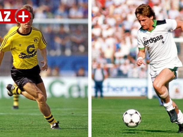 Interview: Gladbach gegen BVB: So bewertet Frank Mill seine Ex-Klubs