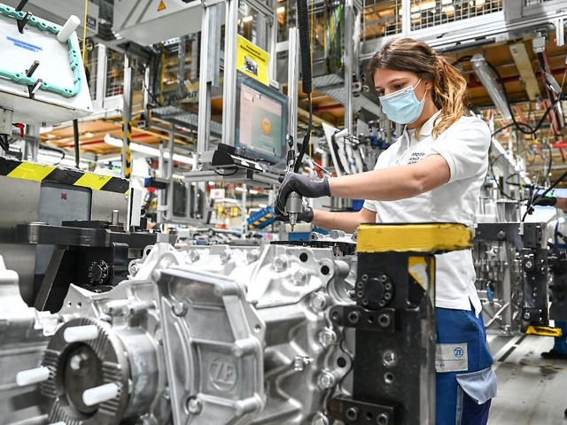 Trotz dritter Corona-Welle: Deutsche Industrie bleibt optimistisch