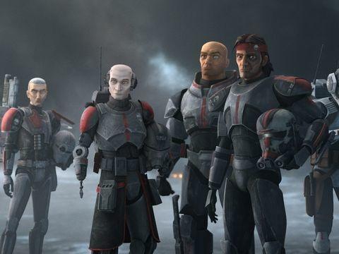"Streaming - ""Star Wars: The Bad Batch"": Klon-Soldaten mit eigenem Kopf"