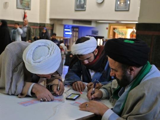 Parlamentswahl im Iran - Geringste Beteiligung seit 1979