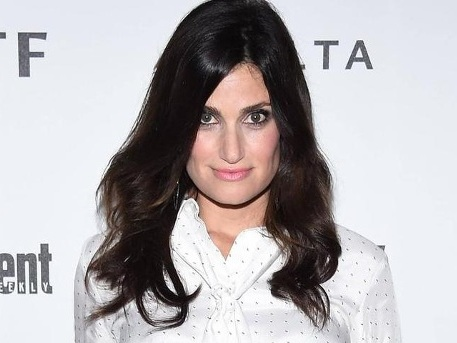 """Let It Go""-Sängerin Idina Menzel hat geheiratet"