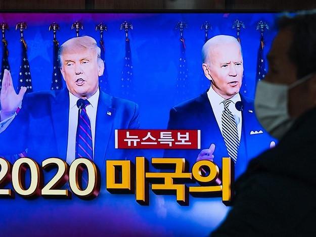 Liveticker: Biden bei absoluter Stimmenzahl weit vor Trump - nicht entscheidend