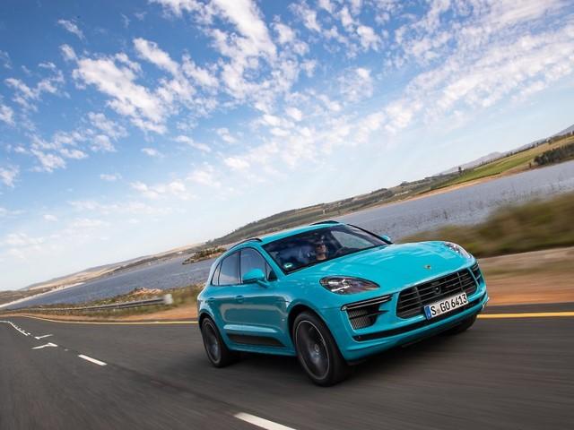 Porsches gewaltiger Kurvenbeißer: Macan Turbo - die Unterwäsche macht's