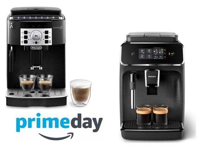 De'Longhi, Philips & Co.: Die 3 besten Kaffeevollautomaten-Deals am Prime Day