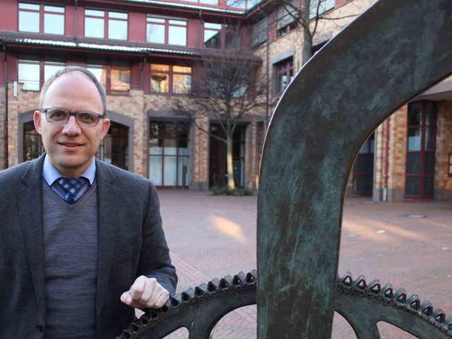 Zustimmung von CDU fehlt noch : Grüne haben sich für Roger Nießen als Bürgermeisterkandidaten entschieden