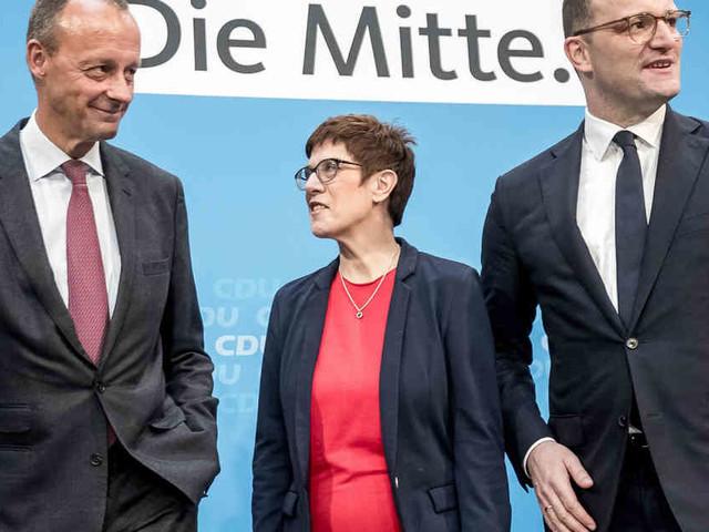 Wahlkampf in der CDU: Spahn geht zum Angriff über
