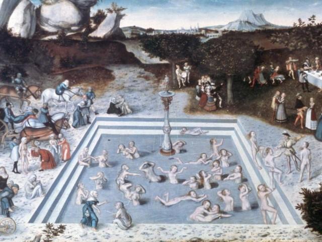 Schweres Wasser als Jungbrunnen?