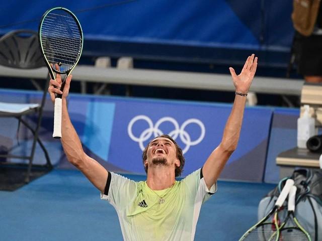 Olympia 2021: Geschichte! Zverev gewinnt mit famoser Leistung Gold