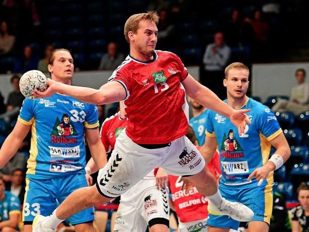 Handball: Niklas Weller will seinen Vertrag beim HSVH verlängern