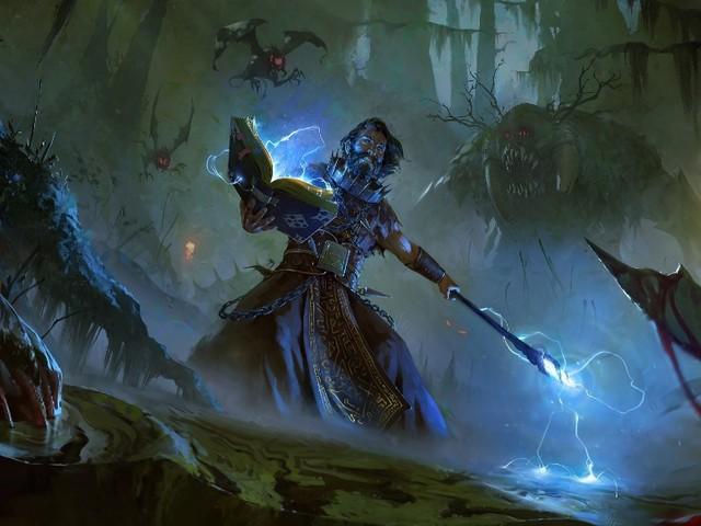 Graven: Geistiger Nachfolger von Hexen 2 in den Early Access gestartet