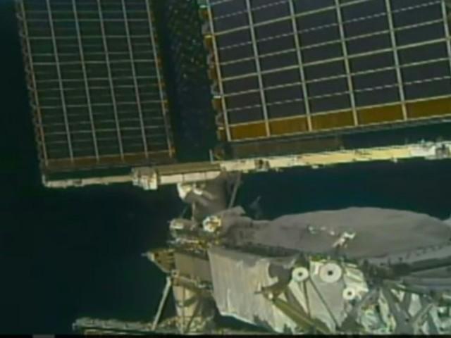 "Russisches Labor-Modul ""Nauka"" erfolgreich an ISS angedockt"