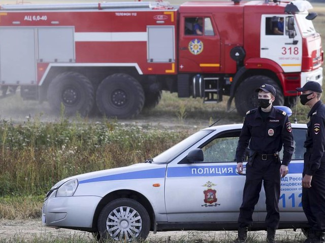 Fünf Tote und mehrere Verletzte bei Schüssen an russischer Universität
