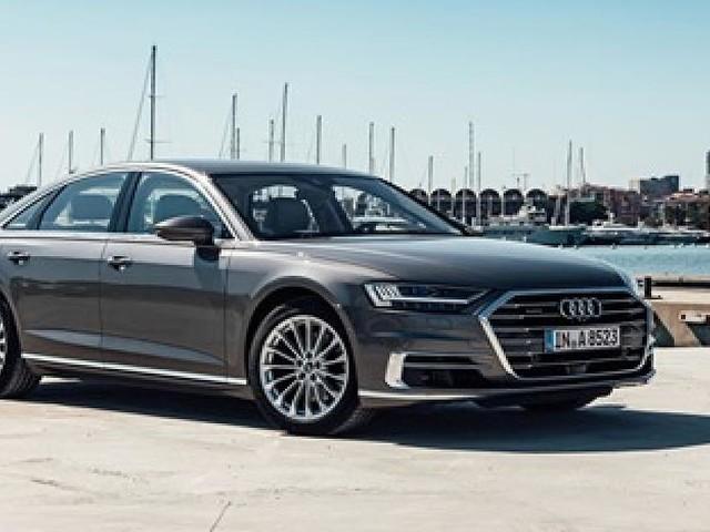 Audi A8 60 TDI - Audi bewirbt ihn nicht: Dieser A8 ist das geheimste und beste Langstreckenauto der Welt